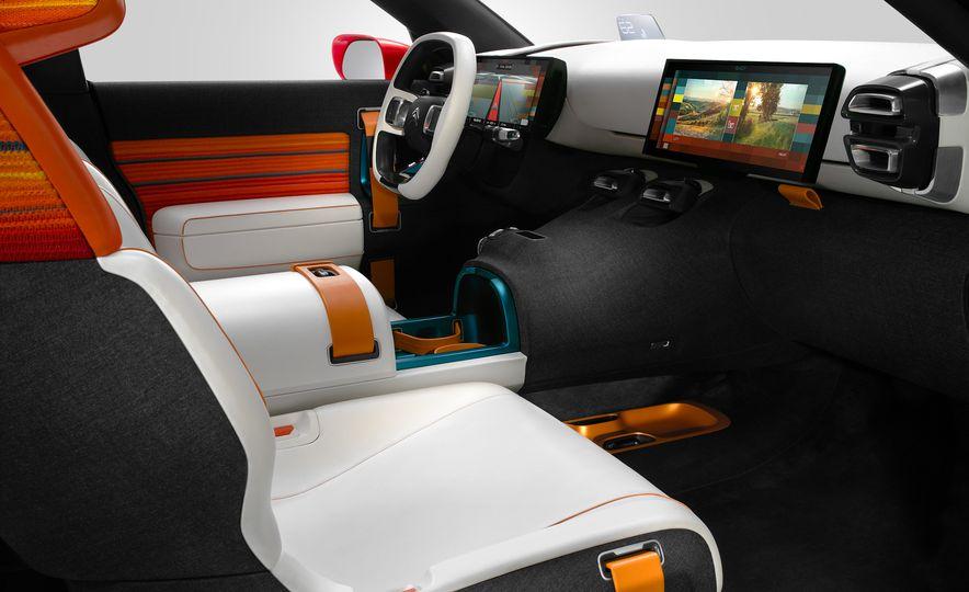 Citroën Aircross concept - Slide 17
