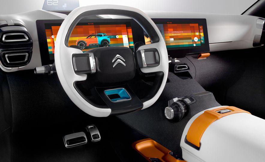 Citroën Aircross concept - Slide 18