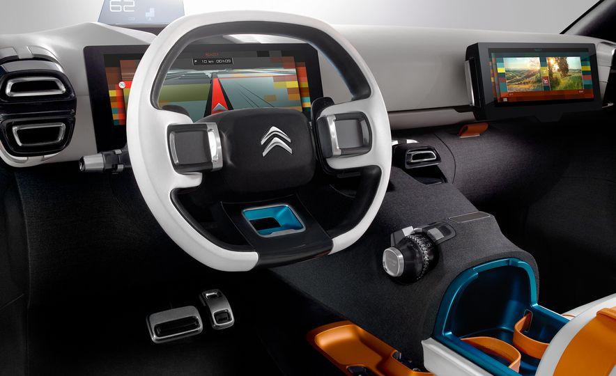 Citroën Aircross concept - Slide 19