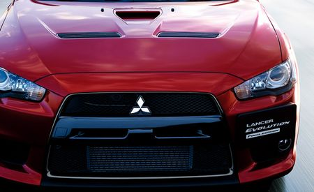 Mitsubishi Evo Says Goodbye with Japan-Exclusive Final Edition