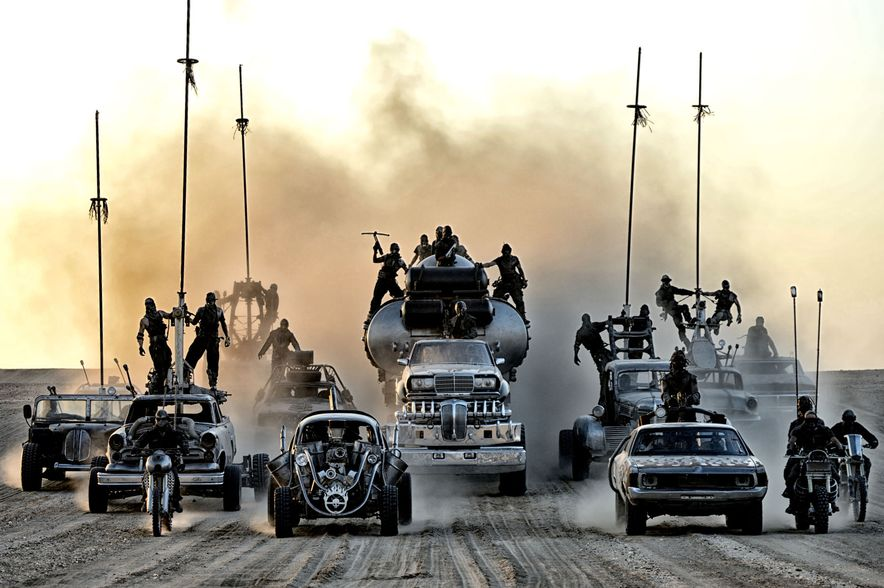 The Cars of Mad Max: Fury Road - Slide 12