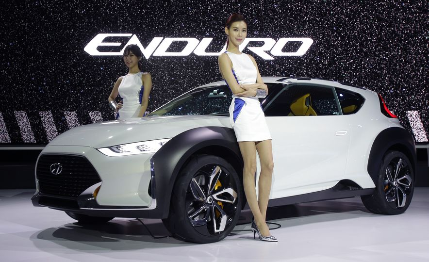 Hyundai Enduro concept - Slide 1