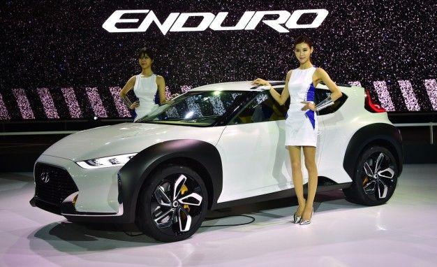 Hyundai Unveils Bizarre Space Buggy Style Enduro Concept News