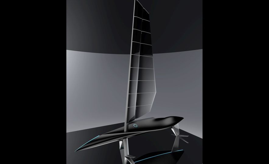 Inspired by Ford GT: Chair - Slide 10