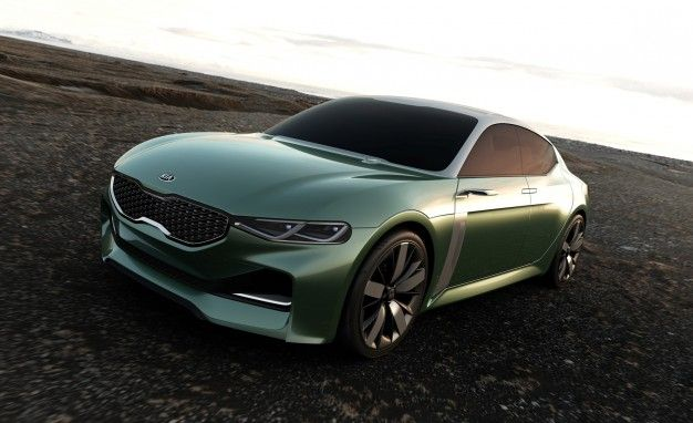Get a Roundel in a Kia? Korean Automaker to Take on BMW 3-series
