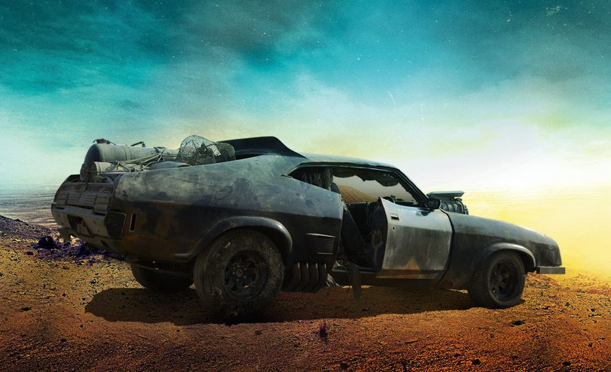 The Cars of Mad Max: Fury Road - Slide 11