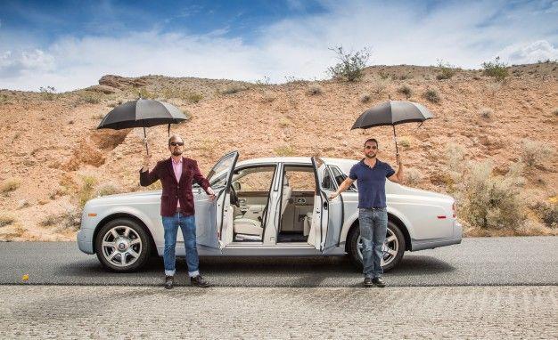 Smoove, B: We Attend Rolls-Royce's White Glove Chauffeur Training Program