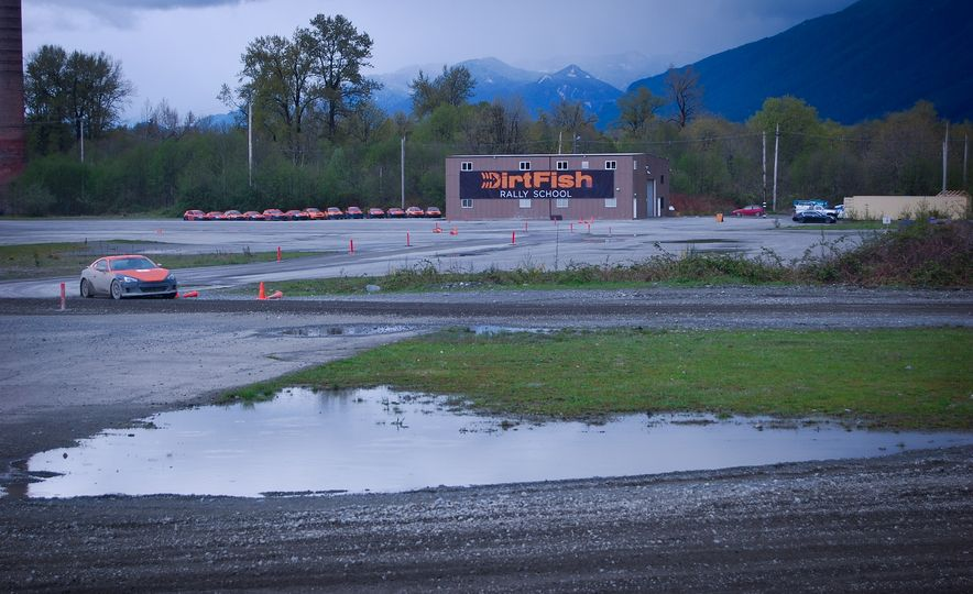 Rally Schooled: We Attend Dirtfish's Paradise at the Base of the Cascades - Slide 1