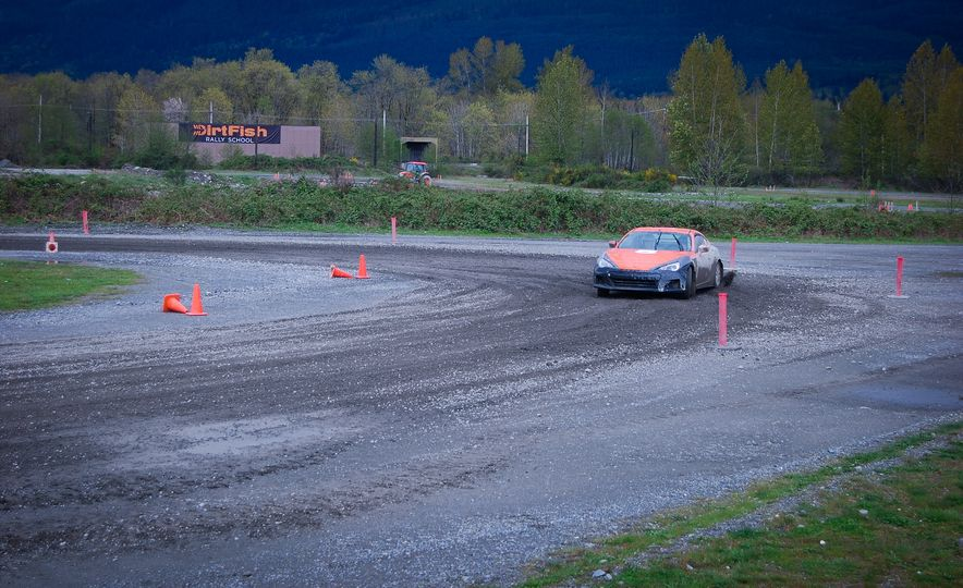 Rally Schooled: We Attend Dirtfish's Paradise at the Base of the Cascades - Slide 2