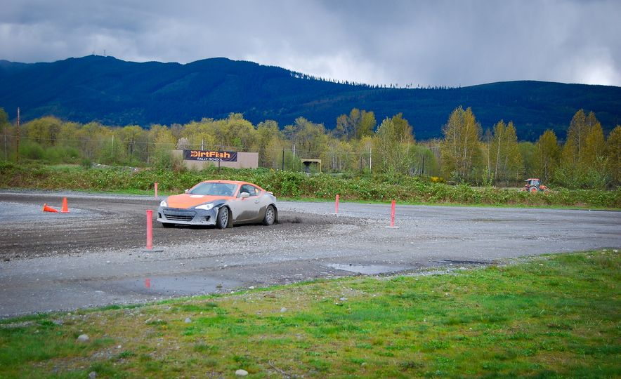 Rally Schooled: We Attend Dirtfish's Paradise at the Base of the Cascades - Slide 3