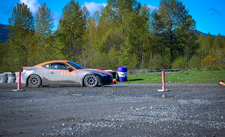 Rally Schooled: We Attend Dirtfish's Paradise at the Base of the Cascades - Slide 4