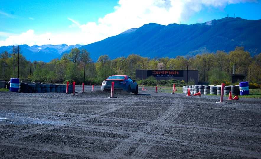 Rally Schooled: We Attend Dirtfish's Paradise at the Base of the Cascades - Slide 5