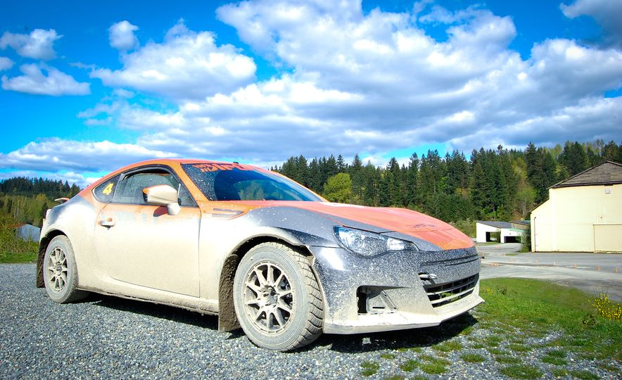 Rally Schooled: We Attend Dirtfish's Paradise at the Base of the Cascades - Slide 7