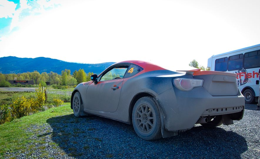 Rally Schooled: We Attend Dirtfish's Paradise at the Base of the Cascades - Slide 10