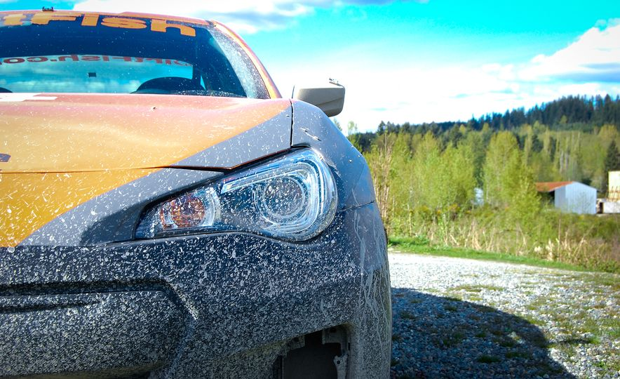 Rally Schooled: We Attend Dirtfish's Paradise at the Base of the Cascades - Slide 13