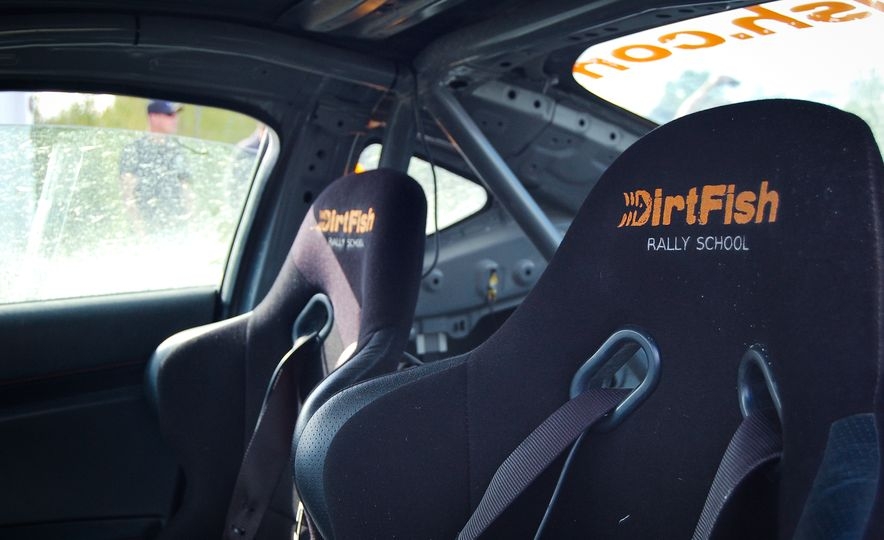Rally Schooled: We Attend Dirtfish's Paradise at the Base of the Cascades - Slide 19