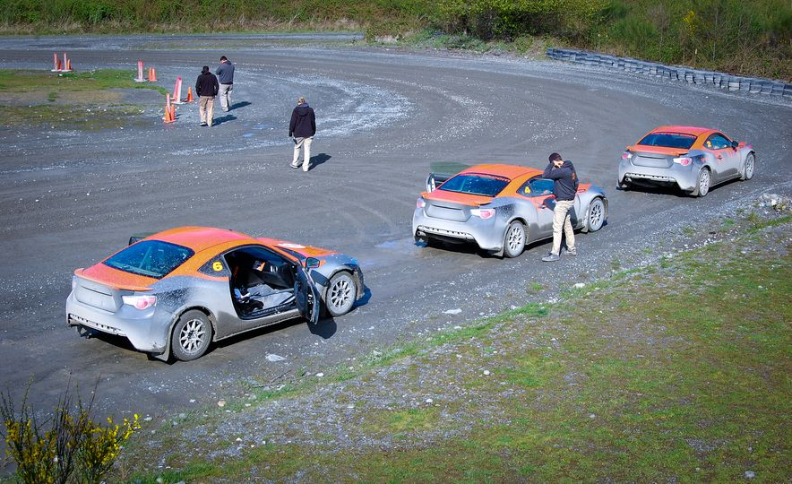 Rally Schooled: We Attend Dirtfish's Paradise at the Base of the Cascades - Slide 24