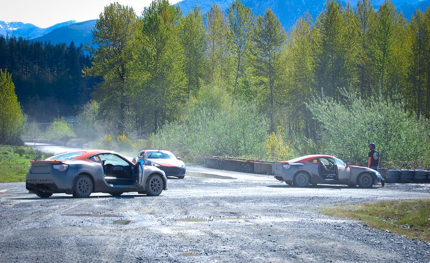 Rally Schooled: We Attend Dirtfish's Paradise at the Base of the Cascades - Slide 25