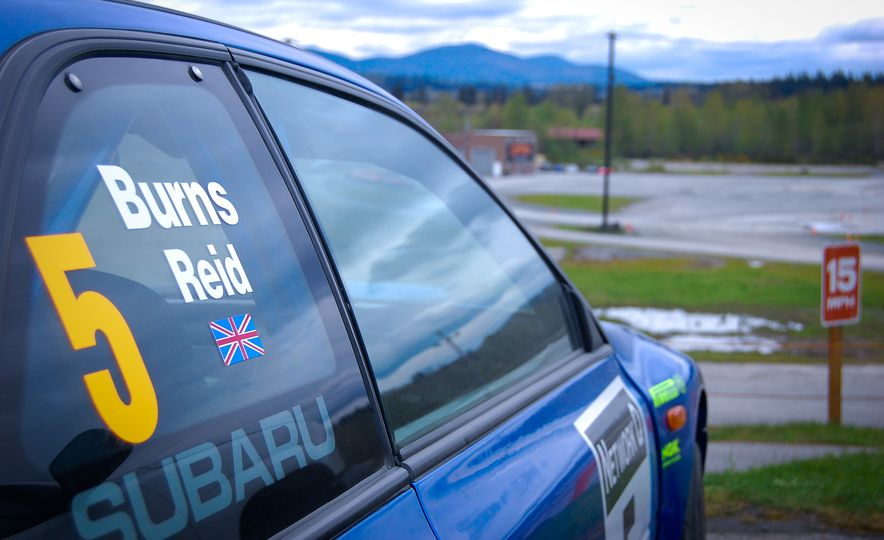 Rally Schooled: We Attend Dirtfish's Paradise at the Base of the Cascades - Slide 30