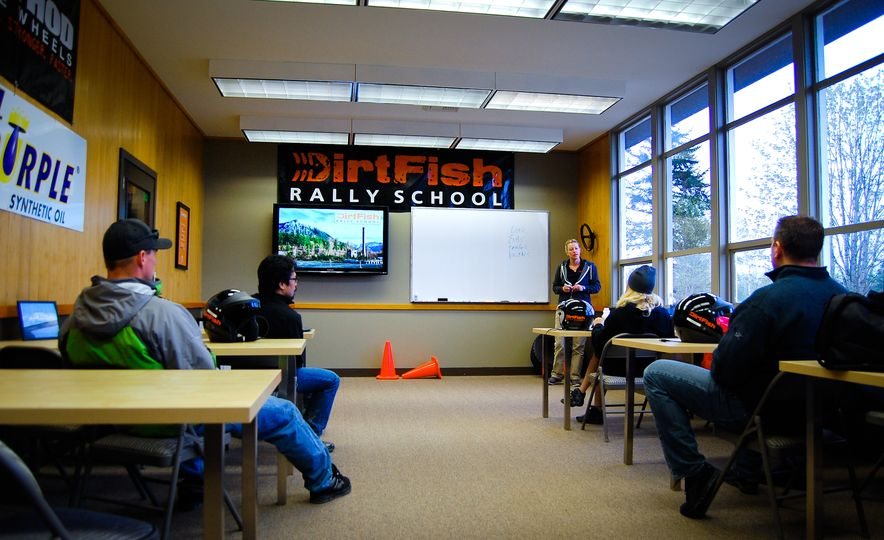 Rally Schooled: We Attend Dirtfish's Paradise at the Base of the Cascades - Slide 40