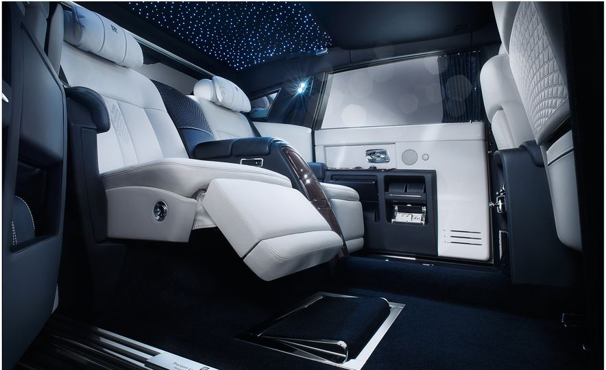 Rolls-Royce Phantom Limelight Edition - Slide 5
