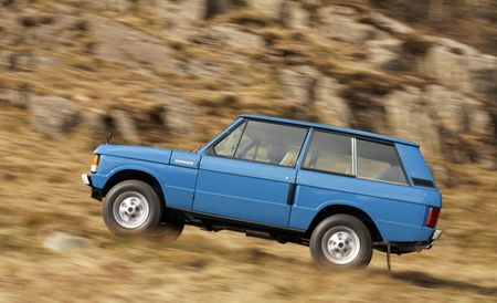 Land Rover Launches Heritage Division, Because Old Land Rovers Are Old
