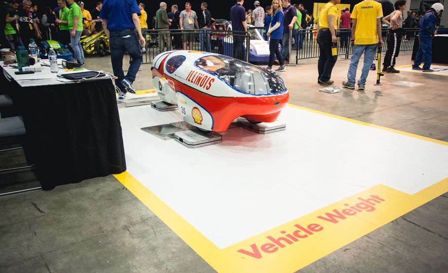 Shell Eco-Marathon: Cars Like You Wouldn't Believe—Or Fit In - Slide 3