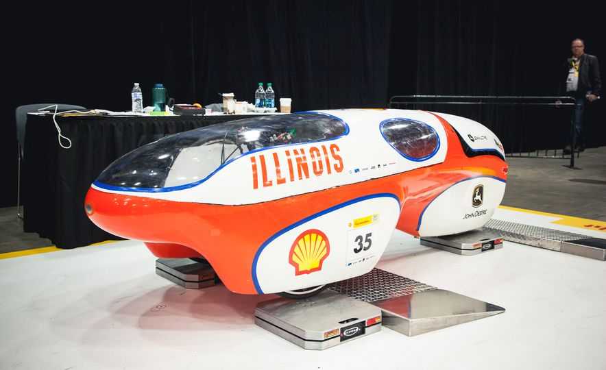 Shell Eco-Marathon: Cars Like You Wouldn't Believe—Or Fit In - Slide 2