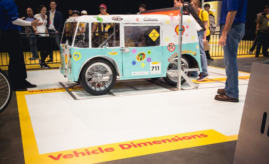 Shell Eco-Marathon: Cars Like You Wouldn't Believe—Or Fit In - Slide 9