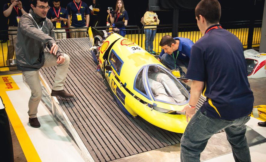 Shell Eco-Marathon: Cars Like You Wouldn't Believe—Or Fit In - Slide 13