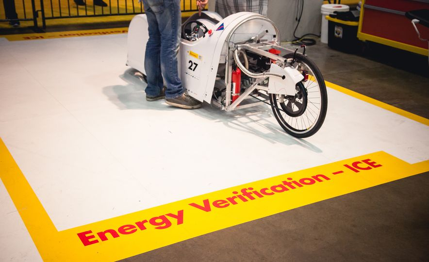 Shell Eco-Marathon: Cars Like You Wouldn't Believe—Or Fit In - Slide 16