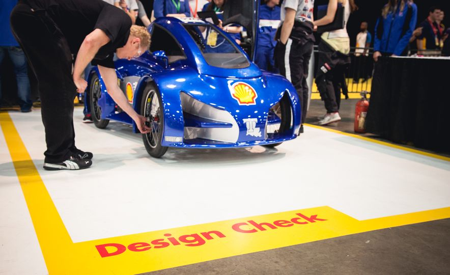 Shell Eco-Marathon: Cars Like You Wouldn't Believe—Or Fit In - Slide 17