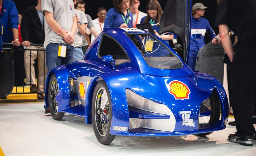 Shell Eco-Marathon: Cars Like You Wouldn't Believe—Or Fit In - Slide 18