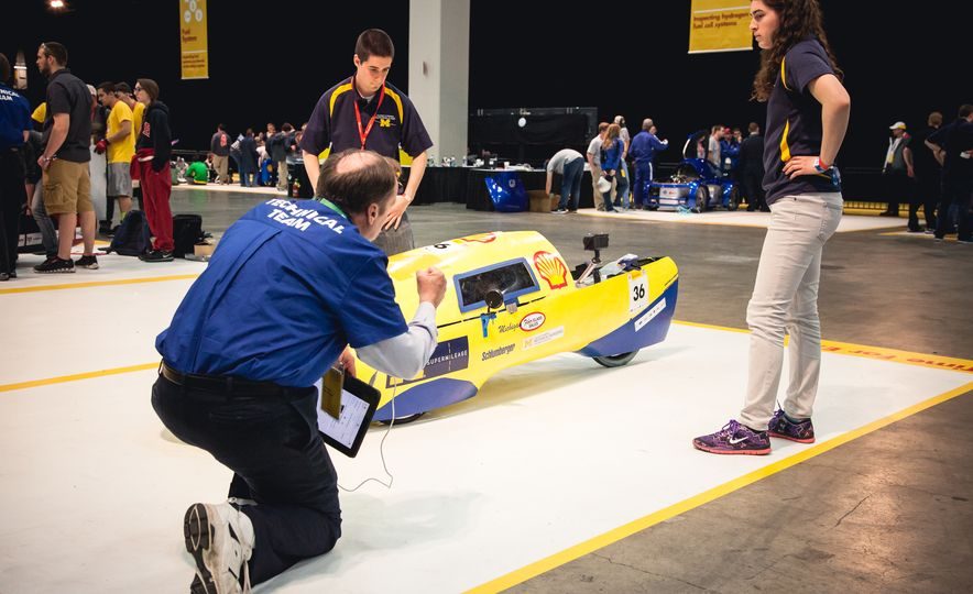 Shell Eco-Marathon: Cars Like You Wouldn't Believe—Or Fit In - Slide 19