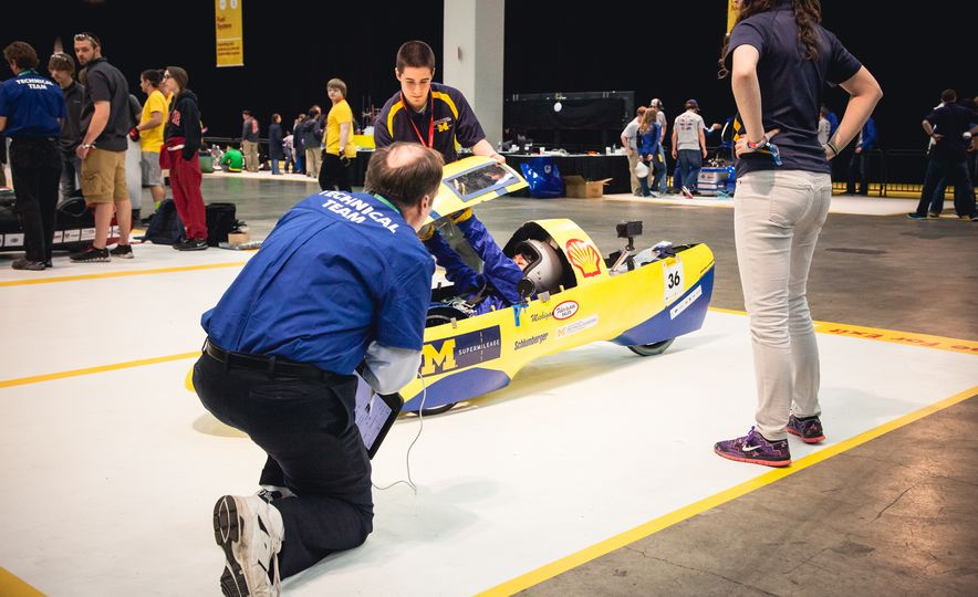 Shell Eco-Marathon: Cars Like You Wouldn't Believe—Or Fit In - Slide 20