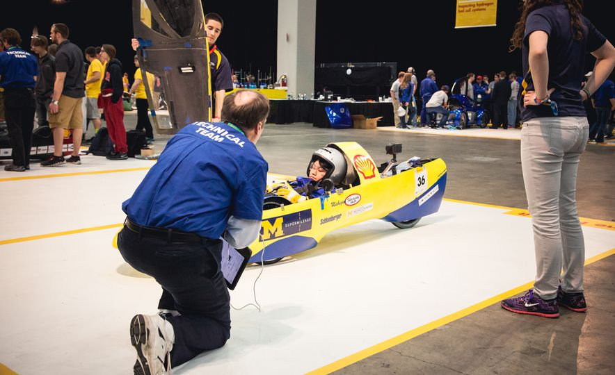 Shell Eco-Marathon: Cars Like You Wouldn't Believe—Or Fit In - Slide 21