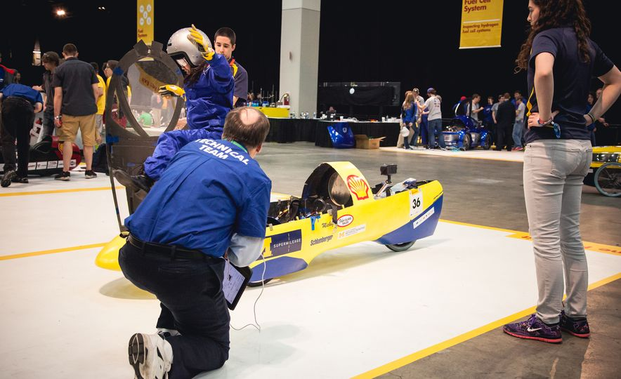 Shell Eco-Marathon: Cars Like You Wouldn't Believe—Or Fit In - Slide 22