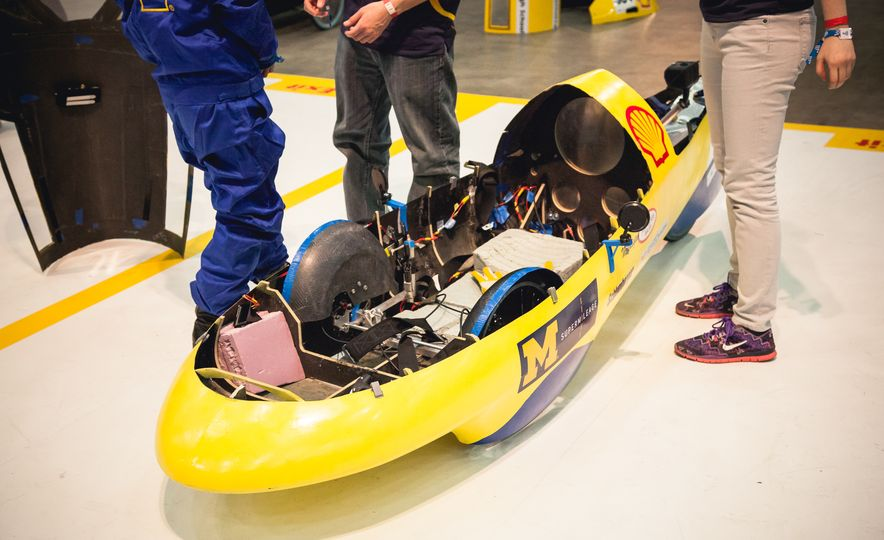 Shell Eco-Marathon: Cars Like You Wouldn't Believe—Or Fit In - Slide 23