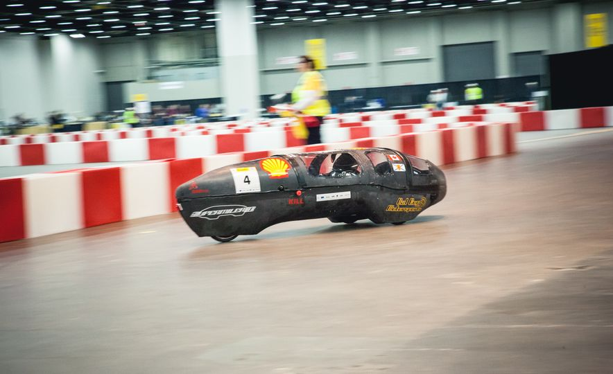Shell Eco-Marathon: Cars Like You Wouldn't Believe—Or Fit In - Slide 25