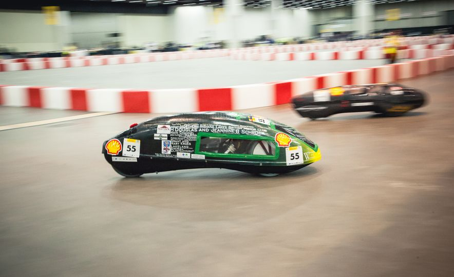 Shell Eco-Marathon: Cars Like You Wouldn't Believe—Or Fit In - Slide 27