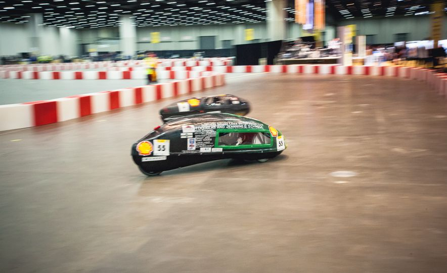 Shell Eco-Marathon: Cars Like You Wouldn't Believe—Or Fit In - Slide 28