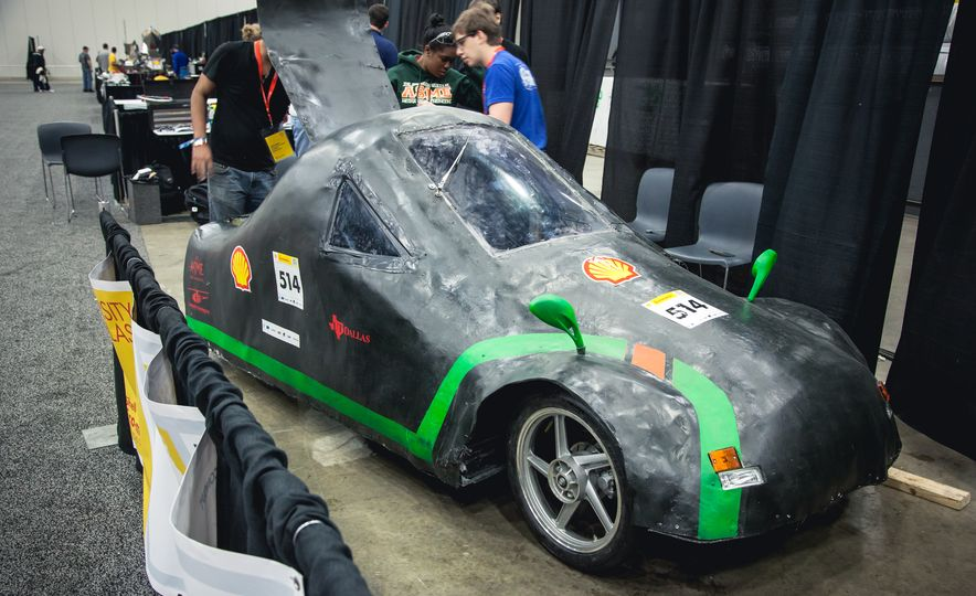 Shell Eco-Marathon: Cars Like You Wouldn't Believe—Or Fit In - Slide 34