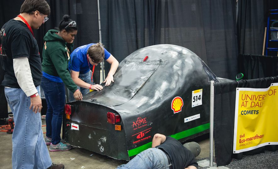 Shell Eco-Marathon: Cars Like You Wouldn't Believe—Or Fit In - Slide 35