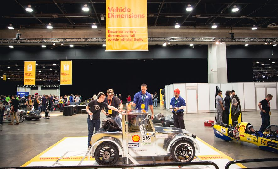 Shell Eco-Marathon: Cars Like You Wouldn't Believe—Or Fit In - Slide 51