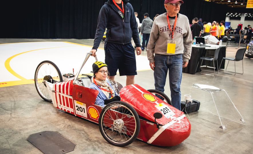Shell Eco-Marathon: Cars Like You Wouldn't Believe—Or Fit In - Slide 54