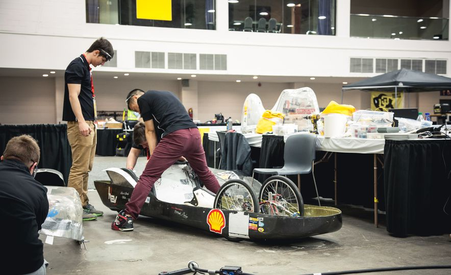 Shell Eco-Marathon: Cars Like You Wouldn't Believe—Or Fit In - Slide 56