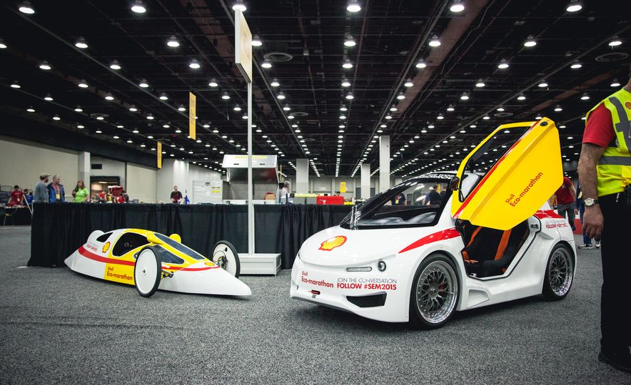 Shell Eco-Marathon: Cars Like You Wouldn't Believe—Or Fit In - Slide 59