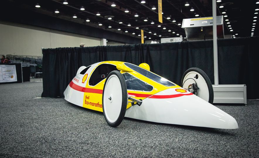 Shell Eco-Marathon: Cars Like You Wouldn't Believe—Or Fit In - Slide 60
