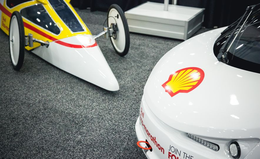 Shell Eco-Marathon: Cars Like You Wouldn't Believe—Or Fit In - Slide 62