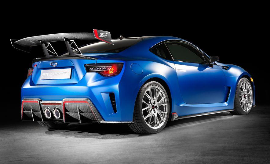 Subaru STI Performance concept - Slide 32